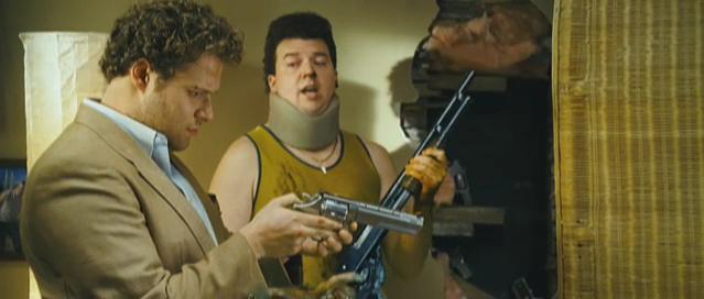 Click to watch the Pineapple Express trailer at Zuguide.com