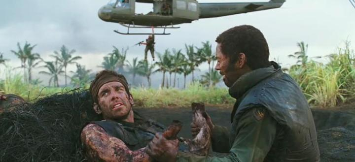 Click to watch the Tropic Thunder trailer at Zuguide.com