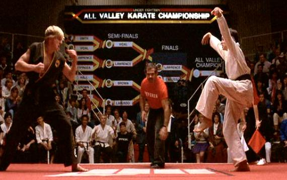 Click to watch The Karate Kid trailer at Zuguide.com